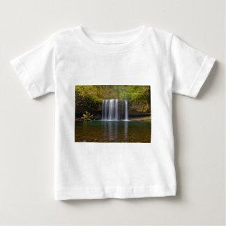 Upper Butte Creek Falls in Fall Season Baby T-Shirt