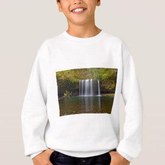 Upper Butte Creek Falls in Fall Season Sweatshirt
