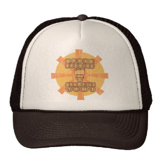 Upper Deck (Vintage fade) Trucker Hat