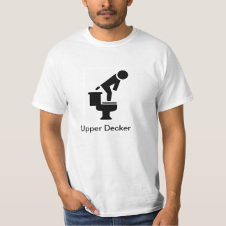 Upper Decker T-shirt