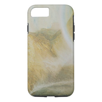 Upper Falls of the Reichenbach (w/c on paper) iPhone 7 Case