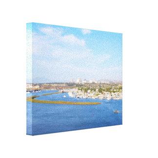 Upper Newport Bay - Back Bay Canvas Print