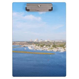 Upper Newport Bay - Back Bay Clipboard
