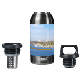 Upper Newport Bay - Back Bay Insulated Water Bottle