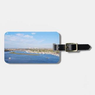 Upper Newport Bay - Back Bay Luggage Tag