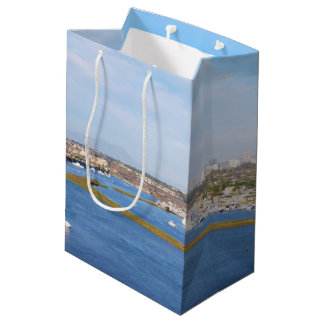 Upper Newport Bay - Back Bay Medium Gift Bag