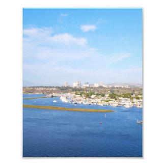 Upper Newport Bay - Back Bay Photo Print