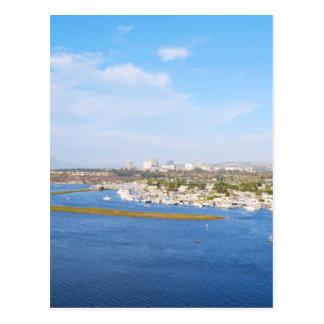 Upper Newport Bay - Back Bay Postcard