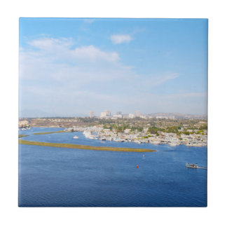 Upper Newport Bay - Back Bay Tile