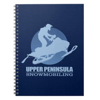 Upper Peninsula (SM) Notebooks