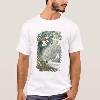 Upper reaches of the Amazon, from 'Das Buch der We T-Shirt