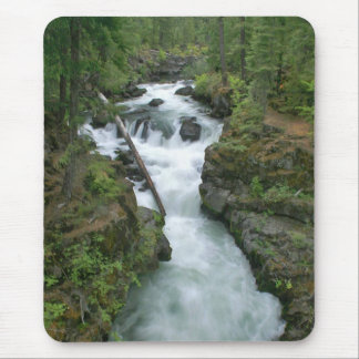 Upper Rogue Gorge Mouse Pad