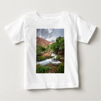 Upper Tapeats Creek Waterfall - Grand Canyon Baby T-Shirt