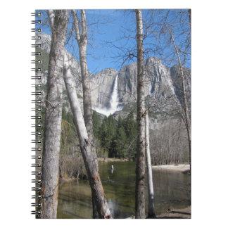 Upper Yosemite Falls Notebook