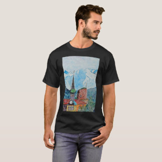 Upperview Artistic T-Shirt