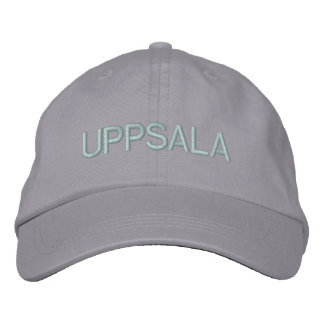 Uppsala Cap Embroidered Hat