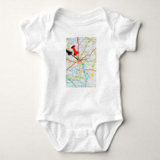 Uppsala (Upsala) in Sweden Baby Bodysuit