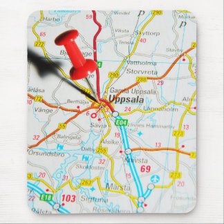 Uppsala (Upsala) in Sweden Mouse Pad
