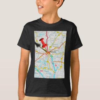 Uppsala (Upsala) in Sweden T-Shirt