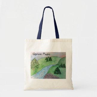 Upriver Tote Bag