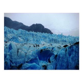Upsala Glacier, Lago Argentina Postcard