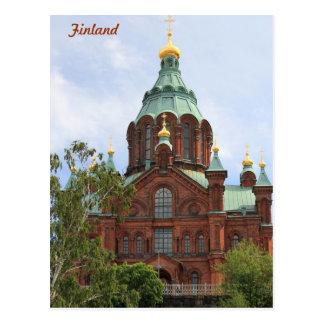 Upsenski Cathedral Postcard