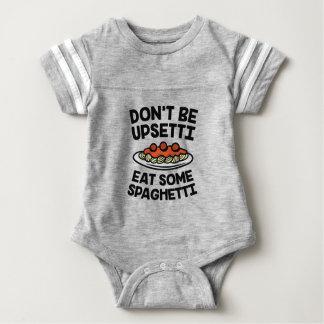 Upsetti Spaghetti Baby Bodysuit