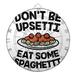 Upsetti Spaghetti Dartboard