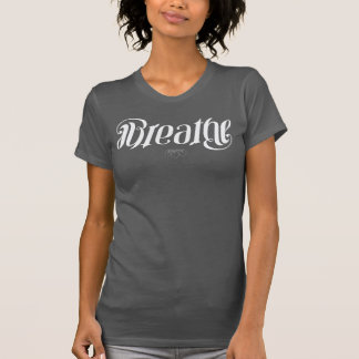 Upside Down Breathe Yoga Shirt
