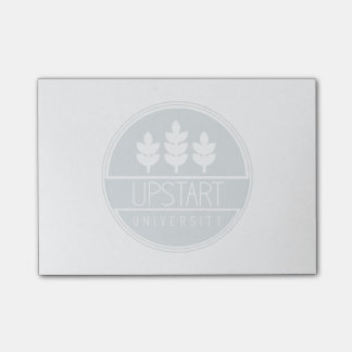 Upstart University Sticky Notes
