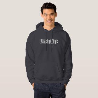 Upstate Clothing Hoodie Typo