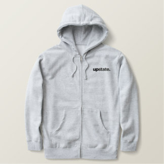 upstate Four Seasons Customized Embroidered Hoodie