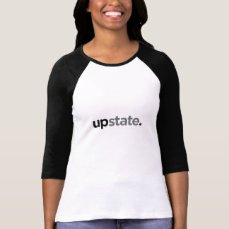 Upstate. Vintage ballpark T-Shirt