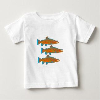 Upstream Alaska Baby T-Shirt