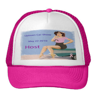 Uptown Car Show Host Hat