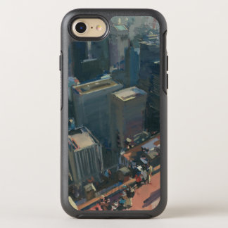Uptown looking down 2012 OtterBox symmetry iPhone 7 case