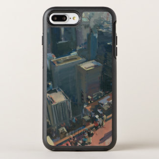 Uptown looking down 2012 OtterBox symmetry iPhone 7 plus case