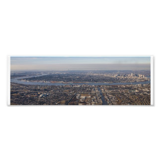 Uptown New Orleans Aerial Photograph