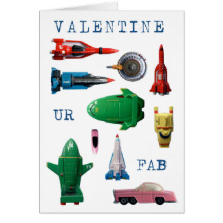 UR FAB VALENTINE CARD