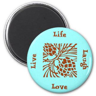 Ur Mine! 2 Inch Round Magnet