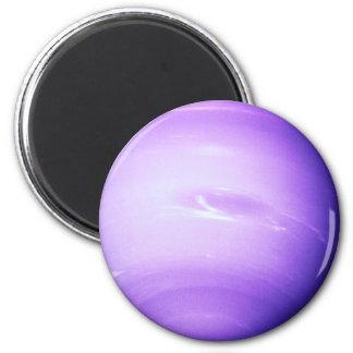 Uranus 2 Inch Round Magnet