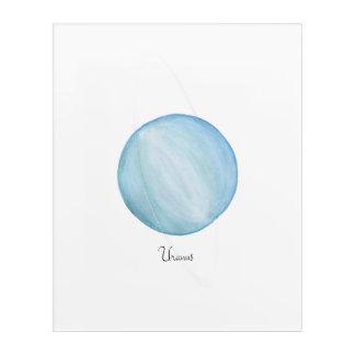 Uranus Acrylic Wall Art