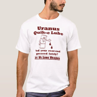 Uranus Quik-e Lube T-Shirt