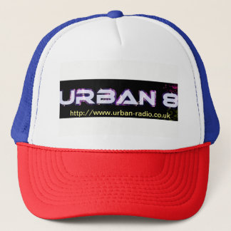 urban8 trucker hat