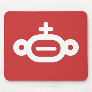 Urban Alien Logo Mousepad