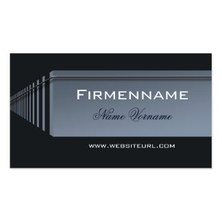Urban architecture business cards