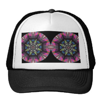 Urban Art 4(black) Trucker Hat