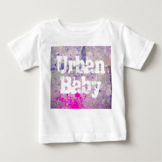 Urban Baby Hot Pink Baby T-Shirt