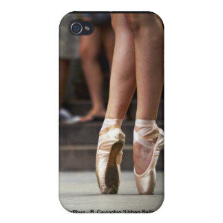 """Urban Ballerina"" iPhone 4/4S Cover"
