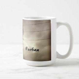 urban basic white mug
